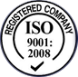 ISO 9001:2008 Registered Company